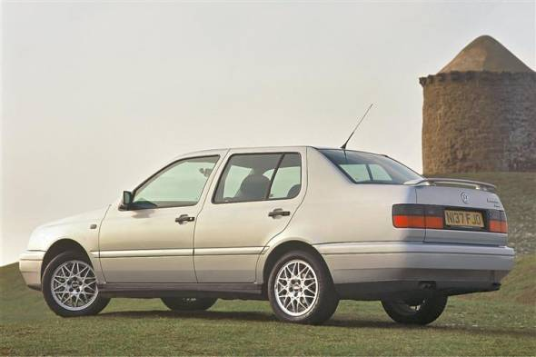 Volkswagen Vento (1992 - 1998) used car review
