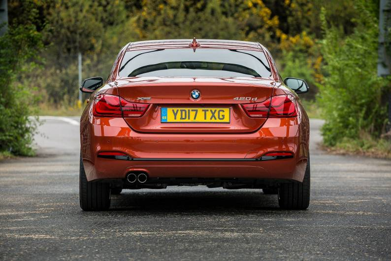 BMW 4 Series Coupe (2017 - 2020) used car review
