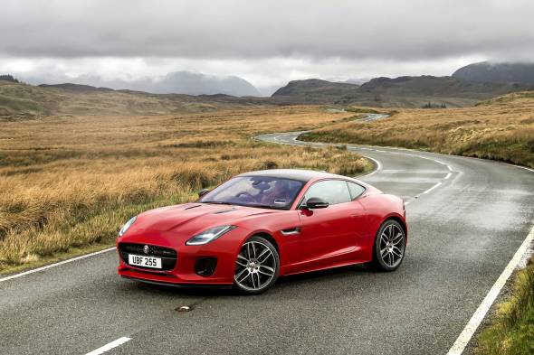 Jaguar F-Type Coupe (2014 - 2019) used car review
