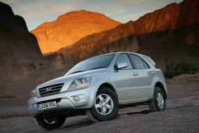 Kia Sorento (2003 - 2010) used car review