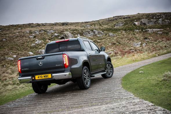 Mercedes-Benz X-Class (2017 - 2020) used car review