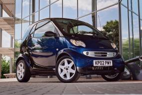 Smart City & Fortwo Cabrio (2002 - 2007) used car review