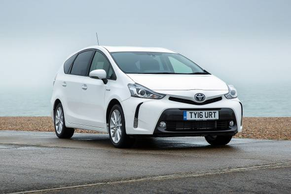 Toyota Prius+ (2015 - 2019) used car review